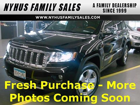 2011 Jeep Grand Cherokee for sale in Perham, MN