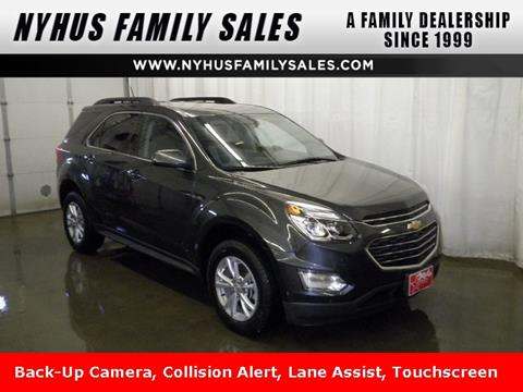 2017 chevrolet equinox for sale in minnesota. Black Bedroom Furniture Sets. Home Design Ideas