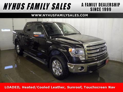 2013 Ford F-150 for sale in Perham MN