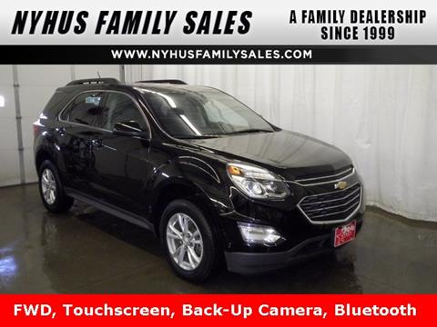 2016 Chevrolet Equinox for sale in Perham, MN