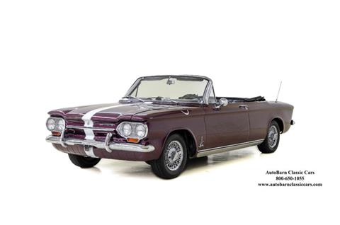 1963 Chevrolet Corvair for sale in Concord, NC