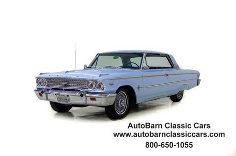 1963 Ford Galaxie for sale in Concord, NC