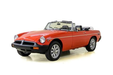 1976 MG B for sale in Concord, NC