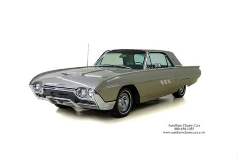 1963 Ford Thunderbird for sale in Concord, NC