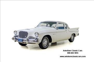 1959 Studebaker Silver Hawk for sale in Concord, NC