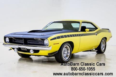 1970 Plymouth n/a
