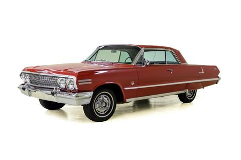 1963 Chevrolet Impala for sale in Concord, NC