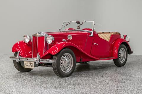 1953 MG TD for sale in Concord, NC