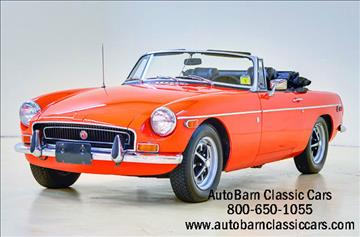 1972 MG B for sale in Concord, NC