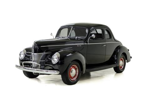 1940 Ford Deluxe for sale in Concord, NC