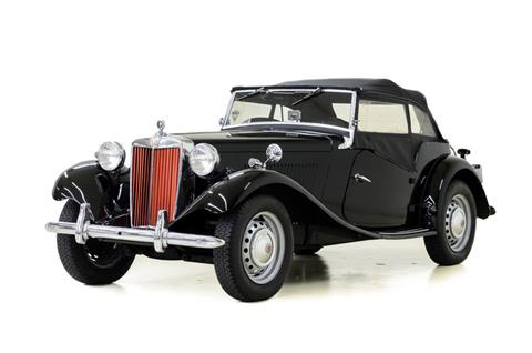 1950 MG TD for sale in Concord, NC