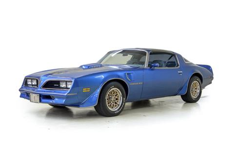1978 Pontiac Trans Am for sale in Concord, NC