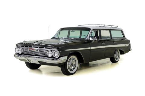 1961 Chevrolet Nomad For Sale Carsforsale