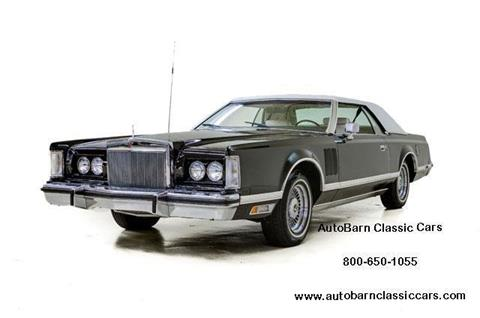 1979 Lincoln Continental for sale in Concord, NC