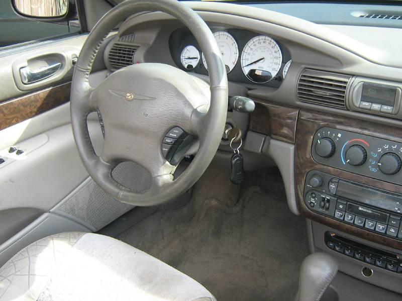 2004 Chrysler Sebring Limited 2dr Convertible - Staten Island NY