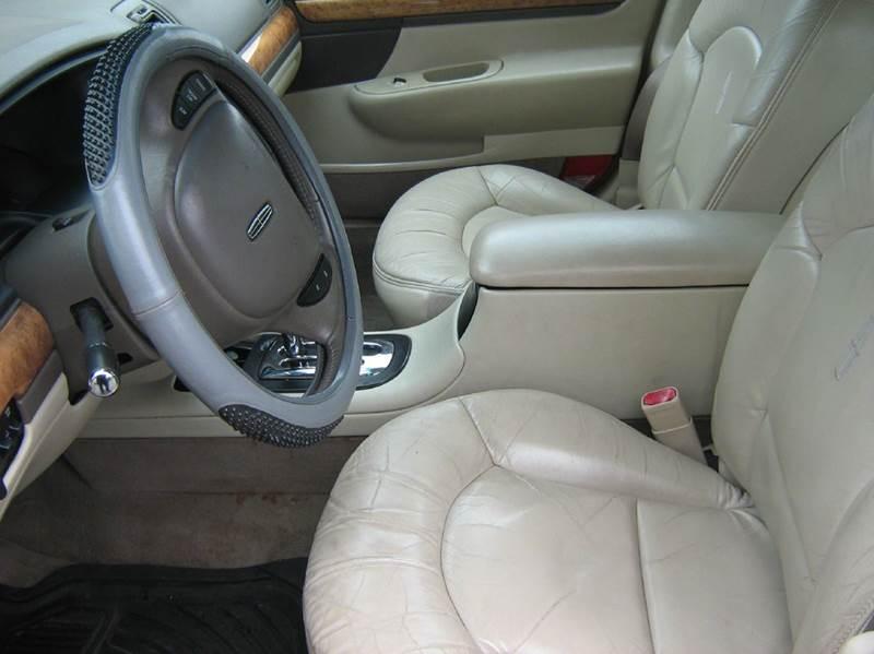 2000 Lincoln Continental 4dr Sedan - Staten Island NY