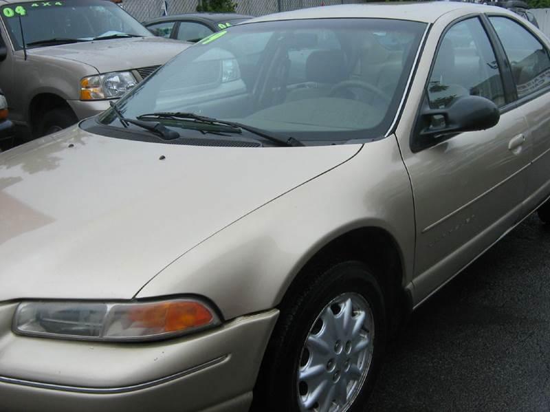1999 Chrysler Cirrus LXi 4dr Sedan - Staten Island NY