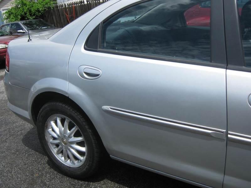 2001 Chrysler Sebring LXi 4dr Sedan - Staten Island NY