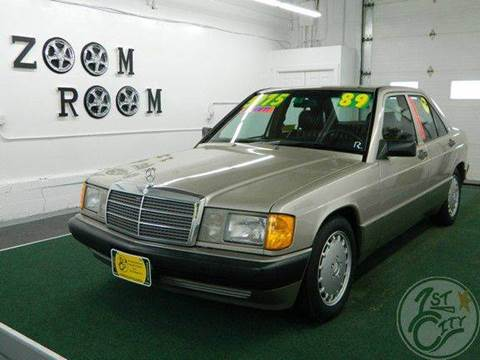 Mercedes benz 190 class for sale for Mercedes benz lowest price