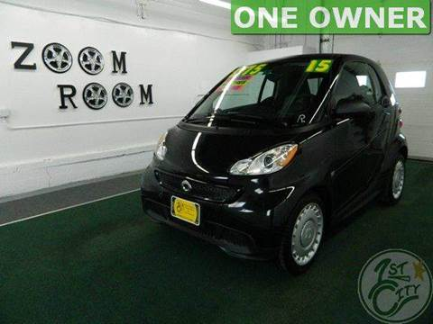 2015 Smart fortwo for sale in Gonic, NH