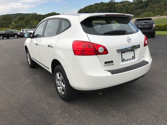 2011 Nissan Rogue S AWD 4dr Crossover In NELSON PA  HACKETT  SONS