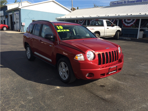 2010 Jeep Compass for sale in Nelson, PA