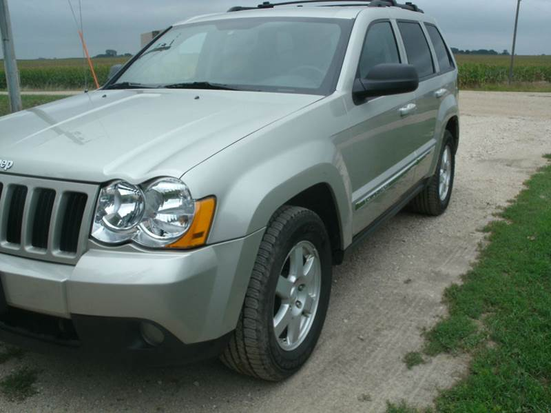 2010 Jeep Grand Cherokee 4x4 Laredo 4dr SUV - Swea City IA