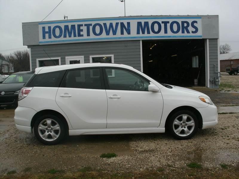 2007 Toyota Matrix