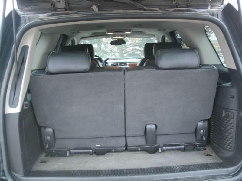 2007 Chevrolet Tahoe LTZ 4dr SUV 4WD - Swea City IA