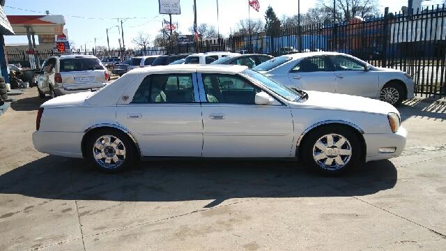 2005 Cadillac DeVille DTS 4dr Sedan - Detroit MI