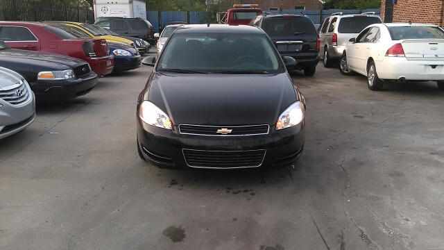 2008 Chevrolet Impala LT 4dr Sedan w/ roof rail curtain delete - Detroit MI