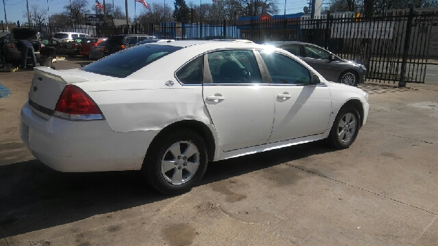 2008 Chevrolet Impala LS 4dr Sedan w/ roof rail curtain delete - Detroit MI