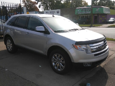 2010 Ford Edge for sale in Detroit, MI
