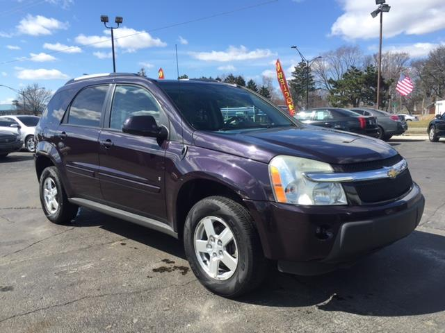 2006 chevrolet equinox awd lt 4dr suv in clinton twp mi. Black Bedroom Furniture Sets. Home Design Ideas