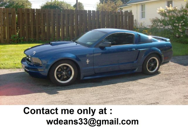 2006 Ford Mustang for sale in United States NY