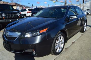 2013 Acura TL for sale in Long Island City, NY