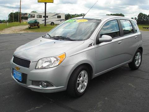2010 Chevrolet Aveo for sale in Princeton, WI
