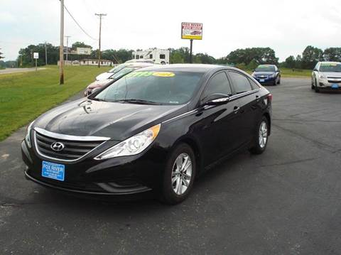 2014 Hyundai Sonata for sale in Princeton, WI