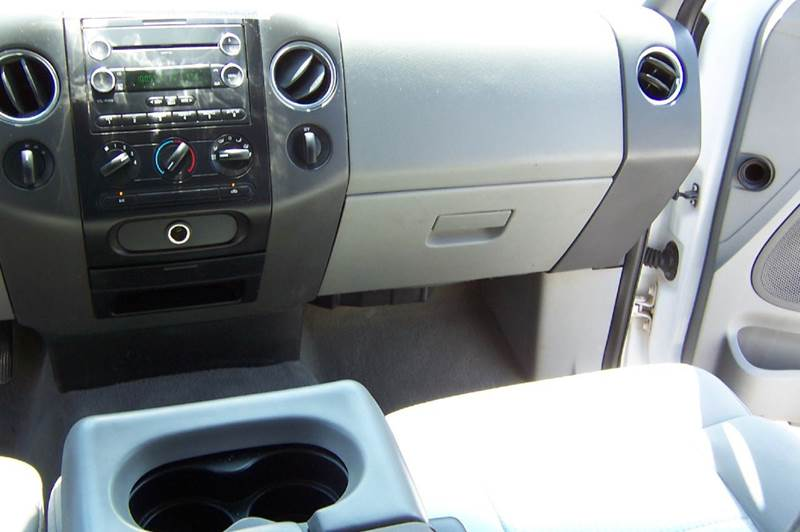 2008 Ford F-150 4x4 XLT 4dr SuperCrew Styleside 5.5 ft. SB - Greenwood SC