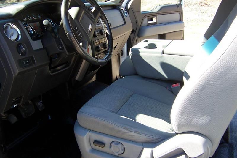 2012 Ford F-150 4x4 XLT 4dr SuperCab Styleside 6.5 ft. SB - Greenwood SC
