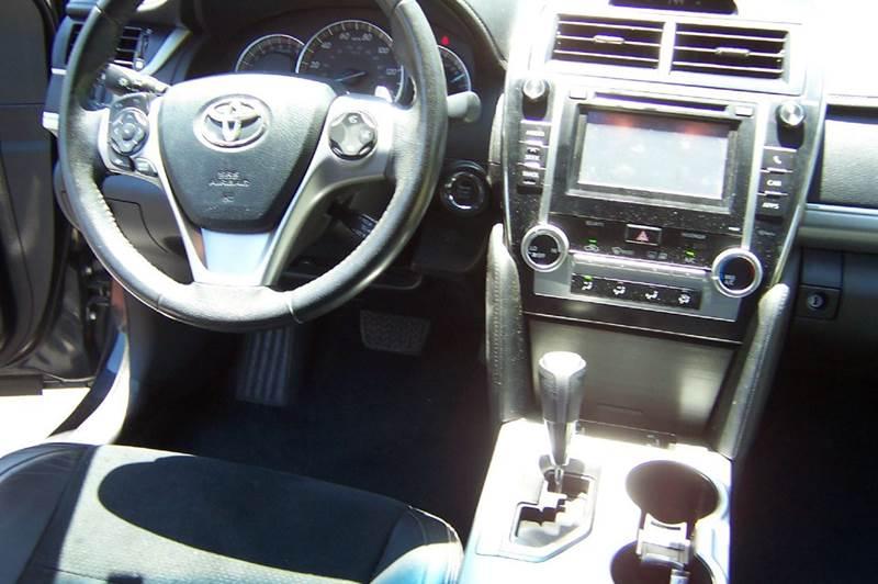 2012 Toyota Camry SE 4dr Sedan - Greenwood SC