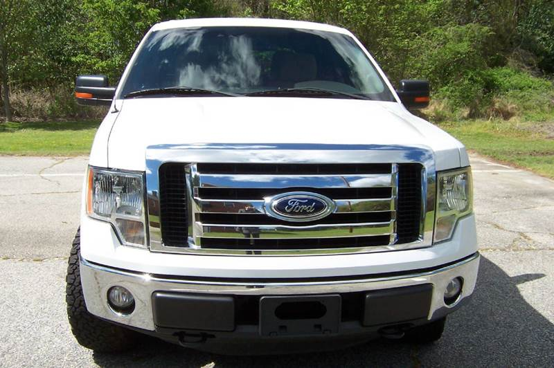 2012 Ford F-150 4x4 XLT 4dr SuperCrew Styleside 5.5 ft. SB - Greenwood SC