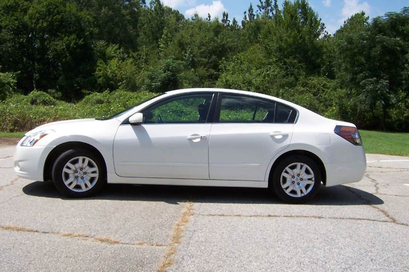 Used Cars In Greenwood Sc 2012 Nissan Altima In Greenwood SC - Warner's Auto Sales