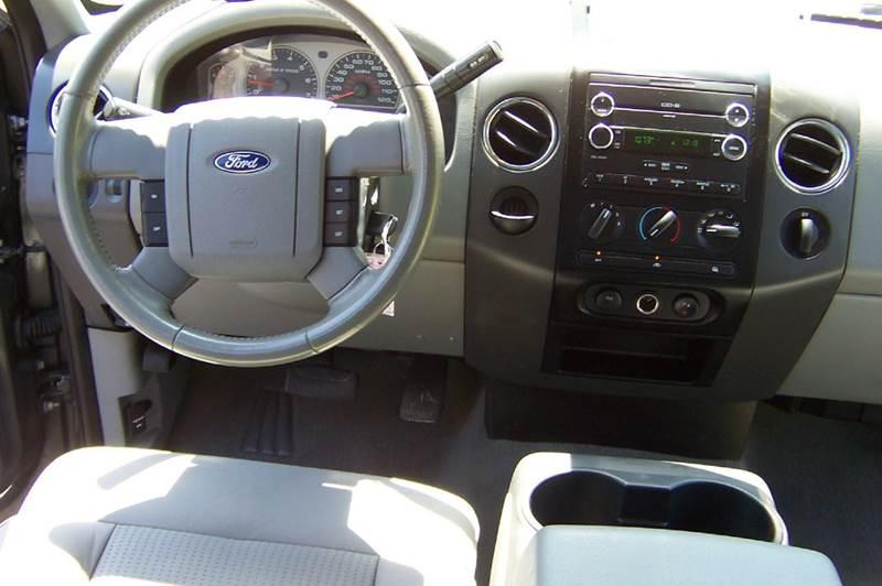2008 Ford F-150 4x2 XLT 4dr SuperCrew Styleside 5.5 ft. SB - Greenwood SC