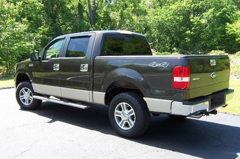 2007 Ford F-150 XLT 4dr SuperCrew 4WD Styleside 5.5 ft. SB - Greenwood SC