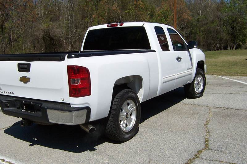 2009 Chevrolet Silverado 1500 4x4 LT 4dr Extended Cab 6.5 ft. SB - Greenwood SC