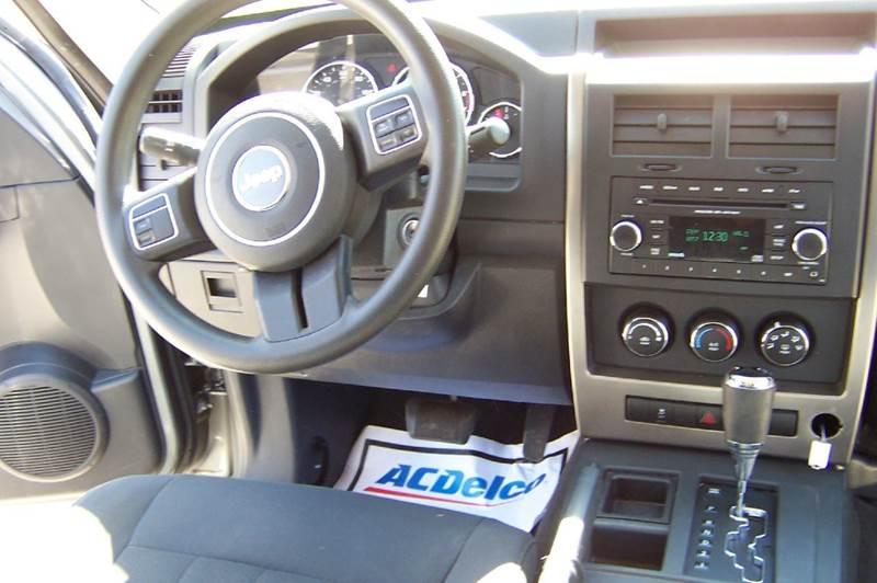 2012 Jeep Liberty 4x2 Sport 4dr SUV - Greenwood SC