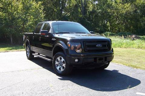 2013 Ford F-150 for sale in Greenwood, SC