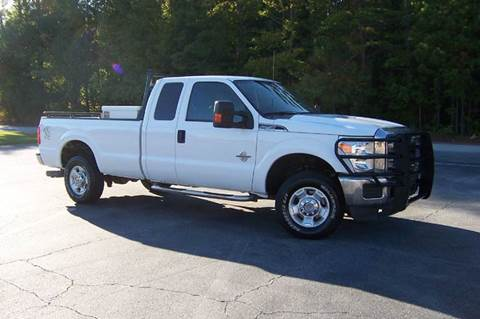 2012 Ford F-250 Super Duty for sale in Greenwood, SC