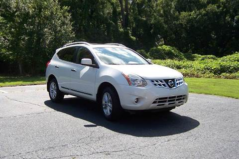 2013 Nissan Rogue for sale in Greenwood, SC